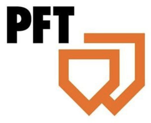 PFT Plastering Machines Logo