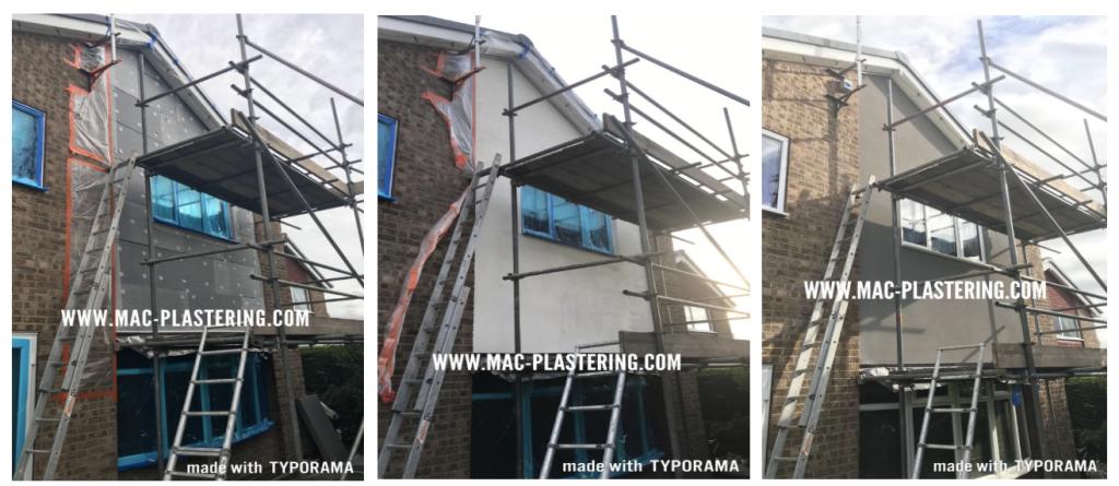 External Wall Insulation Sheffield - EWI Systems - Mac Plastering & Rendering
