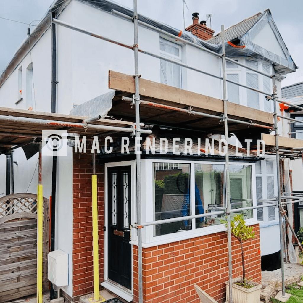 Rendering Sheffield By Mac Rendering Contractors